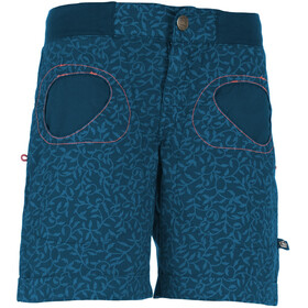 E9 N Onda St Shorts Dames, deep blue